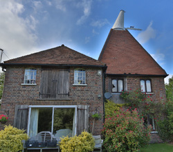 Our Oast House